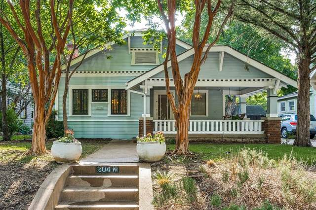 204 N Windomere Avenue, Dallas, TX 75208 (MLS #14636715) :: Real Estate By Design