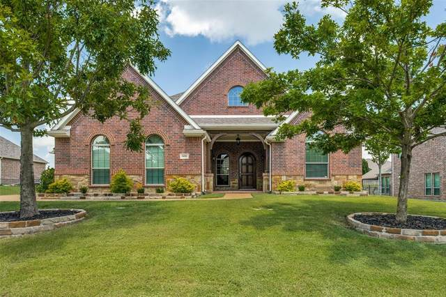 608 Amherst Drive, Rockwall, TX 75087 (MLS #14636734) :: Real Estate By Design