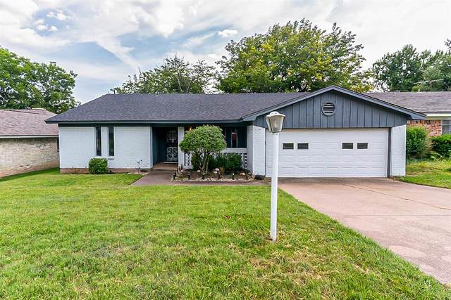 7440 Yolanda Drive, Fort Worth, TX 76112 (MLS #14636756) :: Real Estate By Design