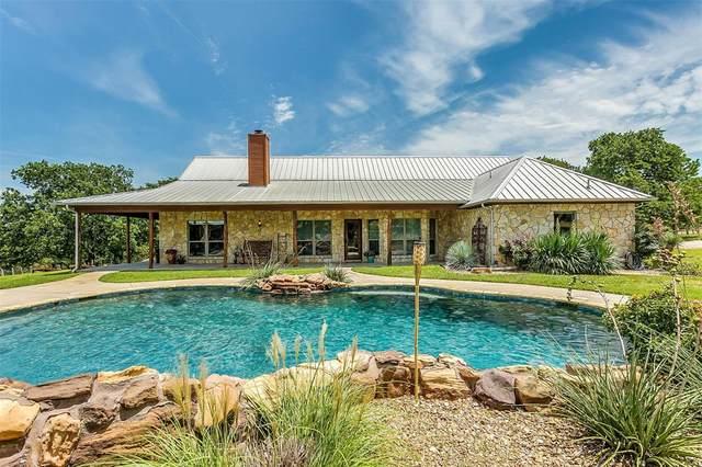 2001 Clark Lake Road, Weatherford, TX 76088 (MLS #14636771) :: Wood Real Estate Group