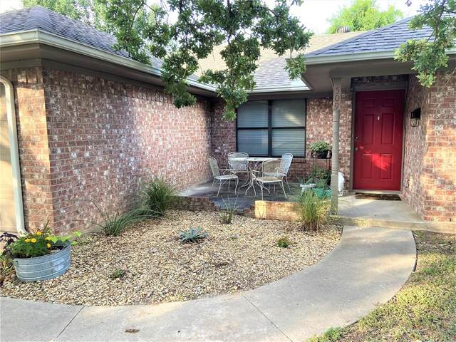 509 S First Avenue, Stephenville, TX 76401 (MLS #14636774) :: Wood Real Estate Group