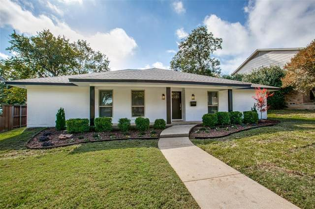 403 Lawndale Drive, Richardson, TX 75080 (MLS #14636782) :: The Good Home Team