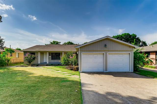 11027 Wyatt Street, Dallas, TX 75218 (MLS #14636784) :: Premier Properties Group