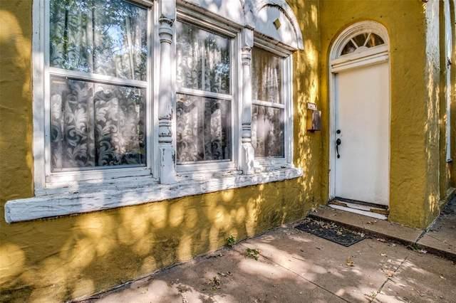 120 S Briscoe Boulevard, Dallas, TX 75211 (MLS #14636800) :: Real Estate By Design