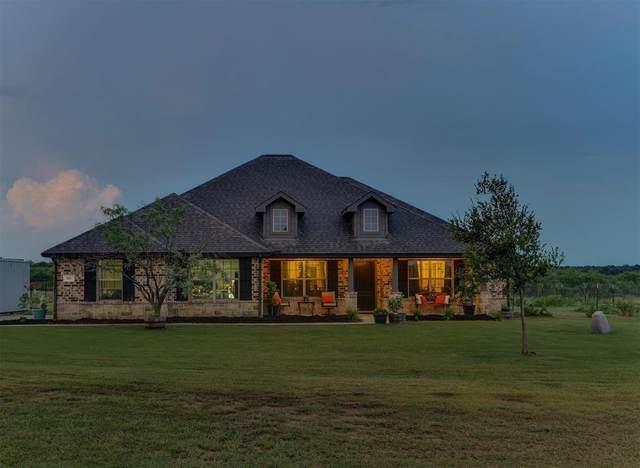 561 Dill Road, Weatherford, TX 76085 (MLS #14636813) :: Team Tiller