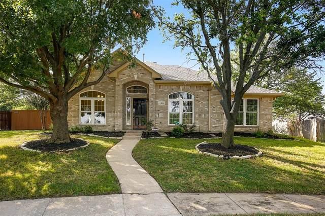 7412 Belcrest Drive, Frisco, TX 75034 (MLS #14636815) :: Real Estate By Design