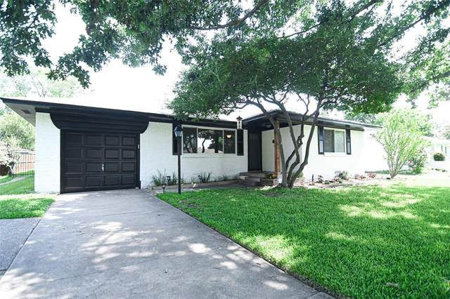 724 James Drive, Richardson, TX 75080 (MLS #14636816) :: Frankie Arthur Real Estate