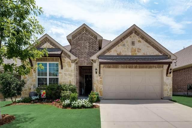 6701 Roaring Creek, Denton, TX 76226 (MLS #14636823) :: Front Real Estate Co.