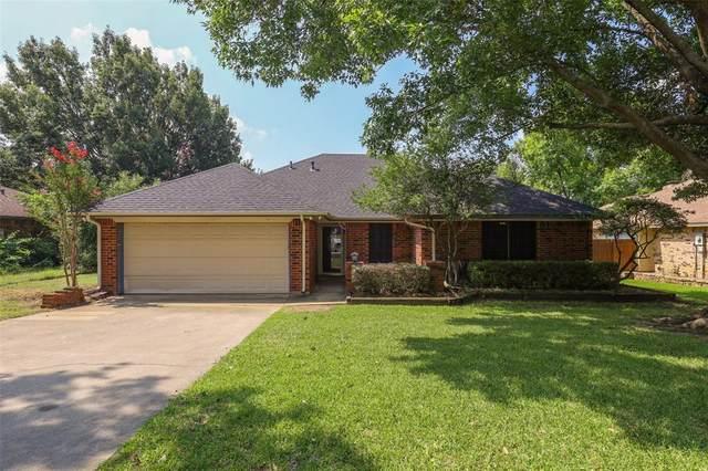 2931 Tumbleweed Trail, Grapevine, TX 76051 (MLS #14636836) :: EXIT Realty Elite