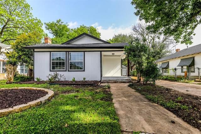 2515 Emmett Street, Dallas, TX 75211 (MLS #14636838) :: Team Tiller