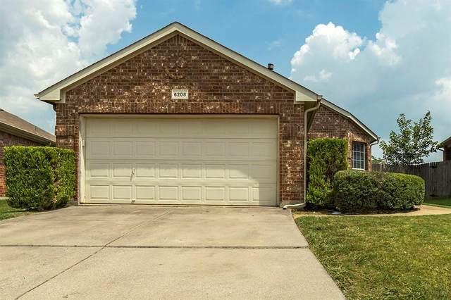 6208 Adonia Drive, Fort Worth, TX 76131 (MLS #14636846) :: The Daniel Team