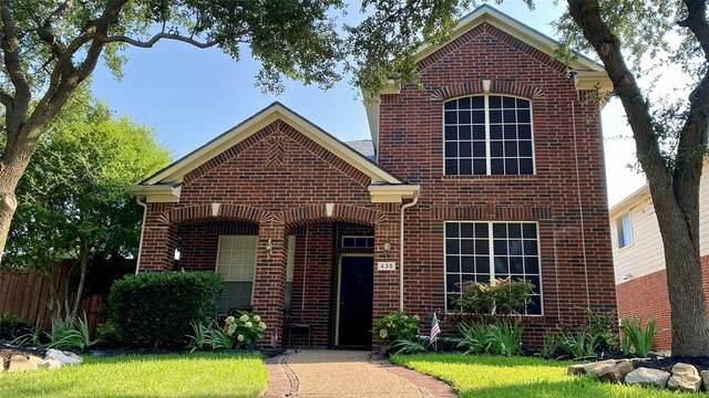 435 Saint Andrews Drive, Allen, TX 75002 (MLS #14636866) :: Real Estate By Design