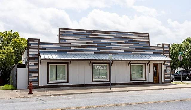 214 S Seaman Street, Eastland, TX 76448 (MLS #14636869) :: Robbins Real Estate Group