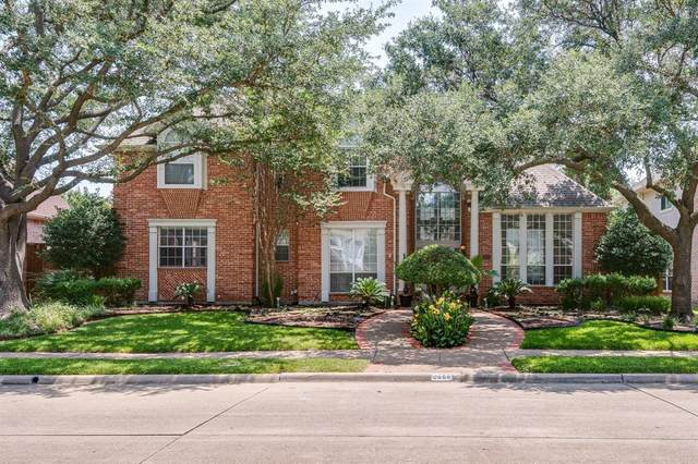 2608 Fairbourne Circle, Plano, TX 75093 (MLS #14636875) :: Craig Properties Group