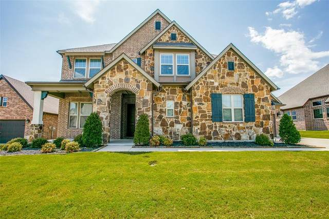 1210 Rendon Place, Mansfield, TX 76063 (MLS #14636877) :: Real Estate By Design