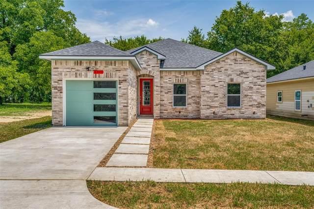 2821 Logan Street, Greenville, TX 75401 (MLS #14636879) :: Real Estate By Design