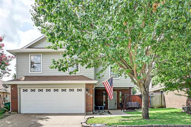 306 Wolfe Street, Cedar Hill, TX 75104 (MLS #14636894) :: Real Estate By Design