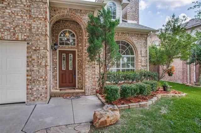 404 Ridge Drive, Justin, TX 76247 (MLS #14636897) :: All Cities USA Realty