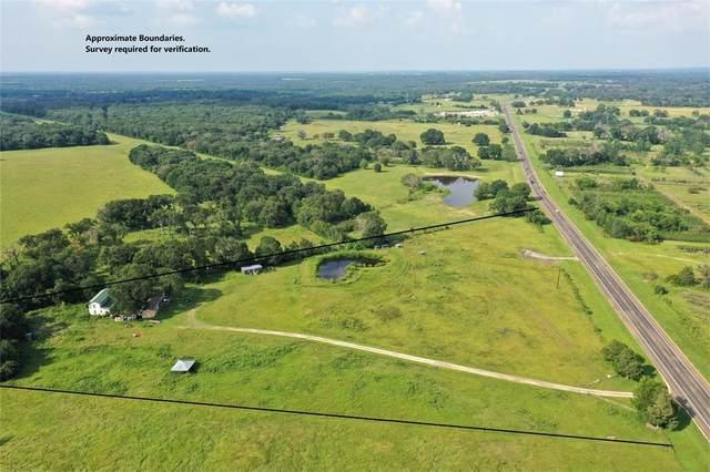 452 Us Highway 84 W, Teague, TX 75860 (MLS #14636900) :: The Mauelshagen Group