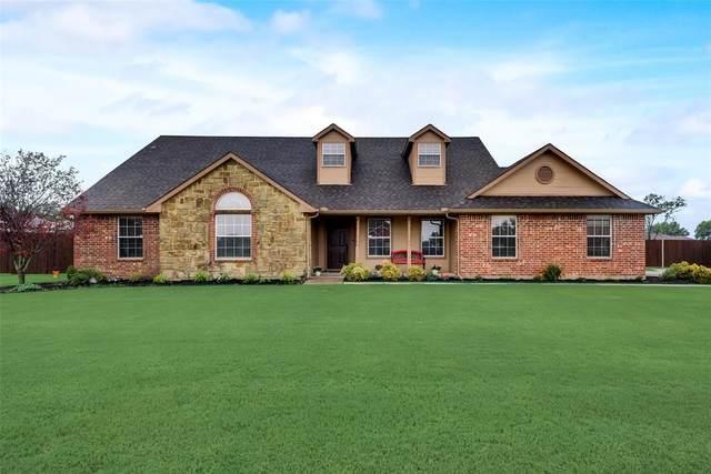 5810 Jennifer Lane, Midlothian, TX 76065 (MLS #14636911) :: Wood Real Estate Group