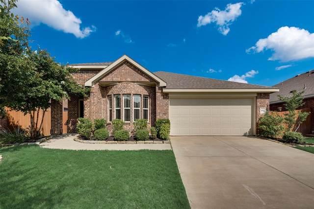 2112 Danibelle Drive, Heartland, TX 75126 (MLS #14636928) :: The Mauelshagen Group