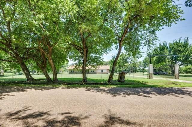 11350 County Road 377, Terrell, TX 75161 (MLS #14636940) :: The Mauelshagen Group