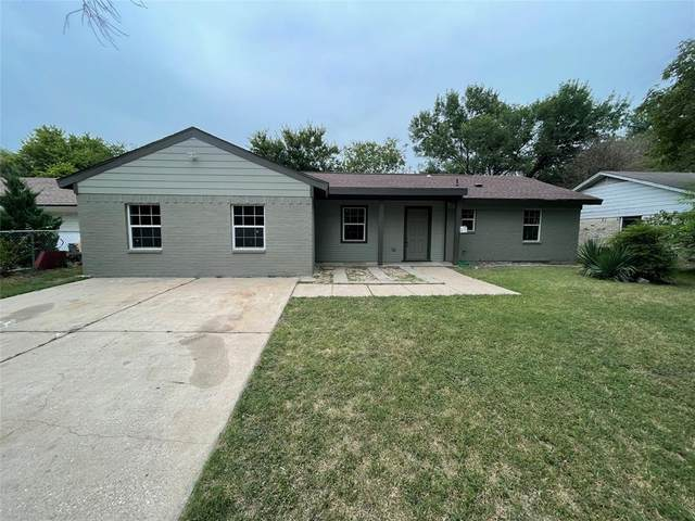 341 Christie Avenue, Everman, TX 76140 (MLS #14636943) :: Real Estate By Design