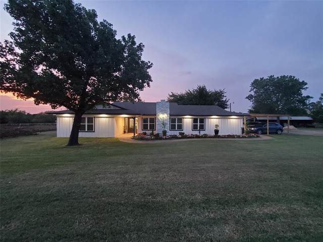 7514 Rendon New Hope Road, Fort Worth, TX 76140 (MLS #14636948) :: Real Estate By Design
