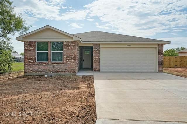 1626 Merchant Street, Abilene, TX 79603 (MLS #14636951) :: Real Estate By Design