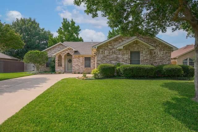 4 Monterey Drive, Trophy Club, TX 76262 (MLS #14636955) :: Wood Real Estate Group