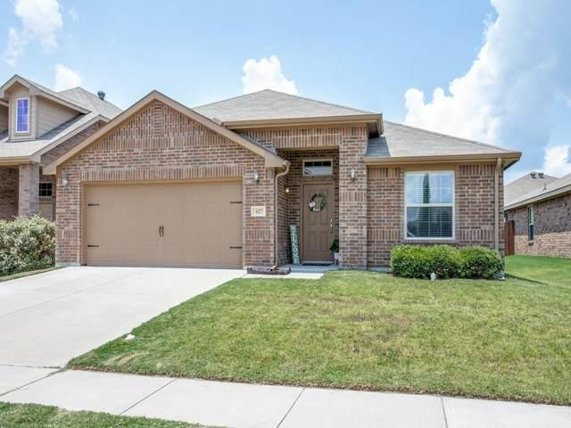 617 Chickadee Drive, Fort Worth, TX 76108 (MLS #14636959) :: Keller Williams Realty