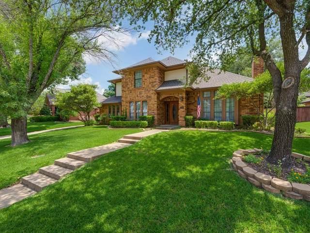 605 Green Meadow Street N, Colleyville, TX 76034 (MLS #14636962) :: Real Estate By Design