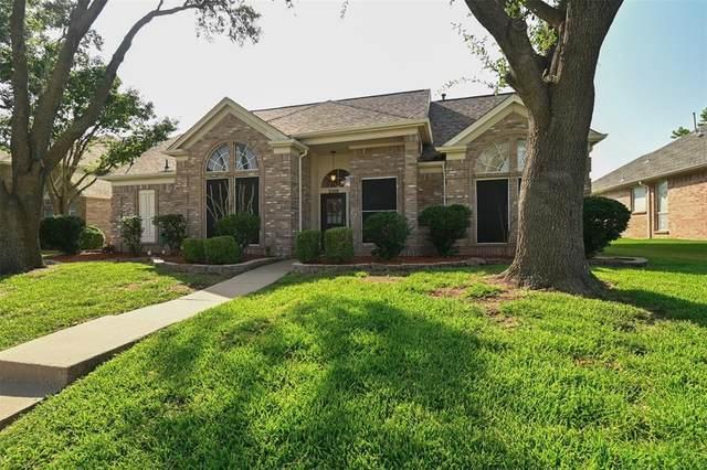 2109 Highwood Street, Mesquite, TX 75181 (MLS #14636978) :: Real Estate By Design