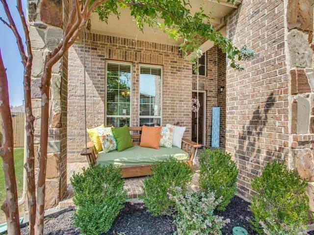 10421 Misty Redwood Trail, Fort Worth, TX 76177 (MLS #14636984) :: Keller Williams Realty