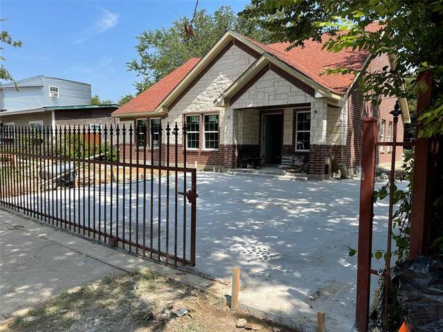 4105 Howard Street, Fort Worth, TX 76119 (MLS #14636988) :: Real Estate By Design