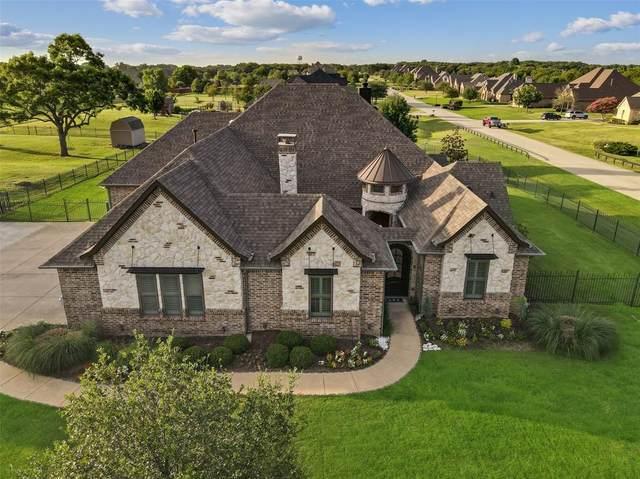 105 Eagles Peak Lane, Double Oak, TX 75077 (MLS #14637000) :: NewHomePrograms.com