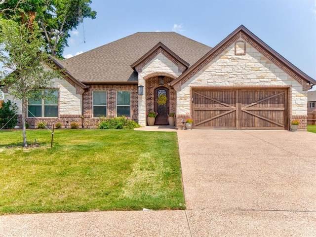 1027 Anna Circle, Granbury, TX 76048 (MLS #14637021) :: All Cities USA Realty
