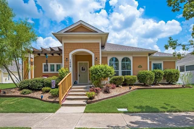 1409 Augusta Drive, Savannah, TX 76227 (MLS #14637026) :: The Chad Smith Team