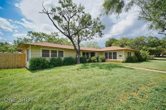350 S Leggett Drive, Abilene, TX 79605 (MLS #14637030) :: Real Estate By Design