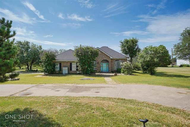 121 Southview Terrace, Sweetwater, TX 79556 (MLS #14637032) :: The Barrientos Group