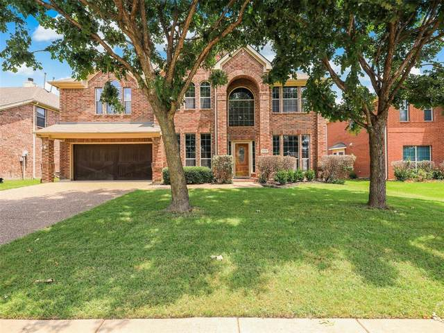5438 Imperial Meadow Drive, Frisco, TX 75035 (MLS #14637038) :: Real Estate By Design