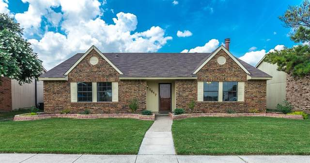 5617 N Colony Boulevard, The Colony, TX 75056 (MLS #14637054) :: Wood Real Estate Group