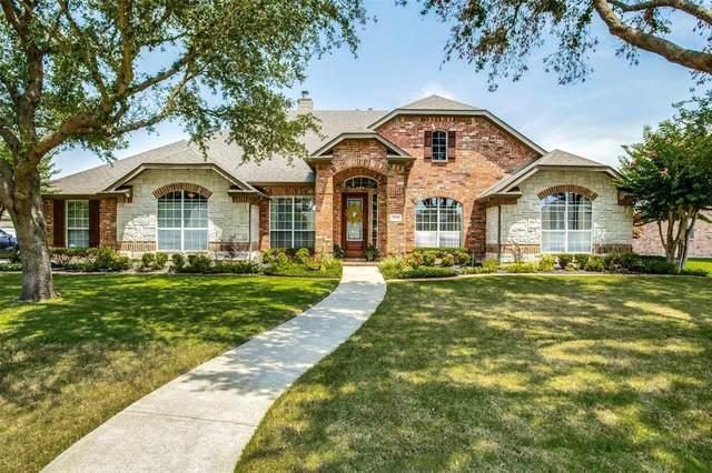 209 Foxdale Lane, Sunnyvale, TX 75182 (MLS #14637070) :: Real Estate By Design