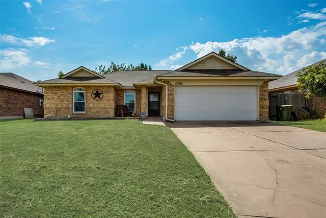 6204 Aires Drive, Arlington, TX 76001 (MLS #14637073) :: Real Estate By Design