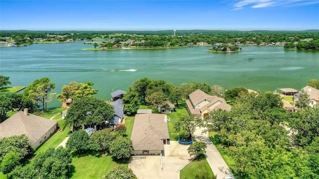 115 Hogan Drive, Lake Kiowa, TX 76240 (MLS #14637084) :: Real Estate By Design