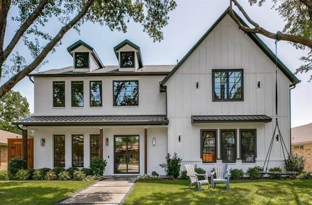 10415 Westlawn Drive, Dallas, TX 75229 (MLS #14637092) :: Premier Properties Group