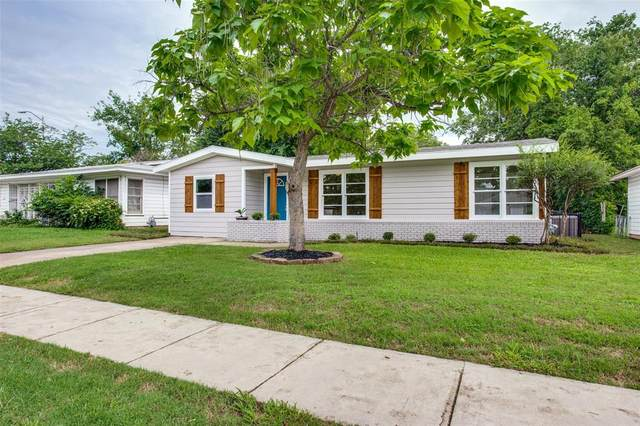 4205 Wiman Drive, Fort Worth, TX 76119 (MLS #14637094) :: Real Estate By Design