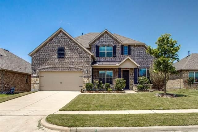 3609 Saint Croix Avenue, Mckinney, TX 75071 (MLS #14637102) :: The Mauelshagen Group