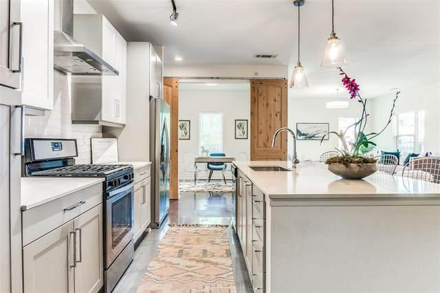 5710 Mccommas Boulevard #103, Dallas, TX 75206 (MLS #14637103) :: Real Estate By Design