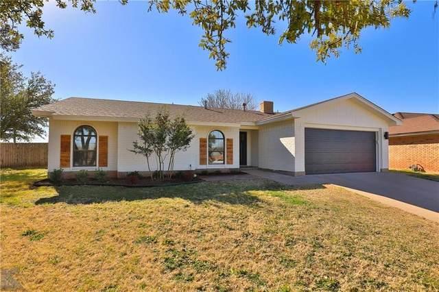 8025 Weehunt Court, Abilene, TX 79606 (MLS #14637108) :: The Chad Smith Team